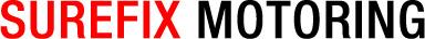Surefix Motoring Centre Logo